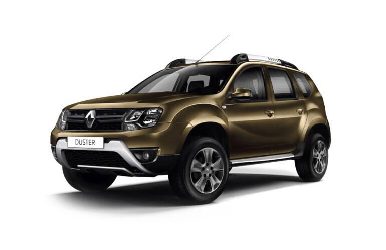 Renault Duster o similar