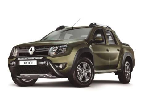Renault Duster Oroch o similar