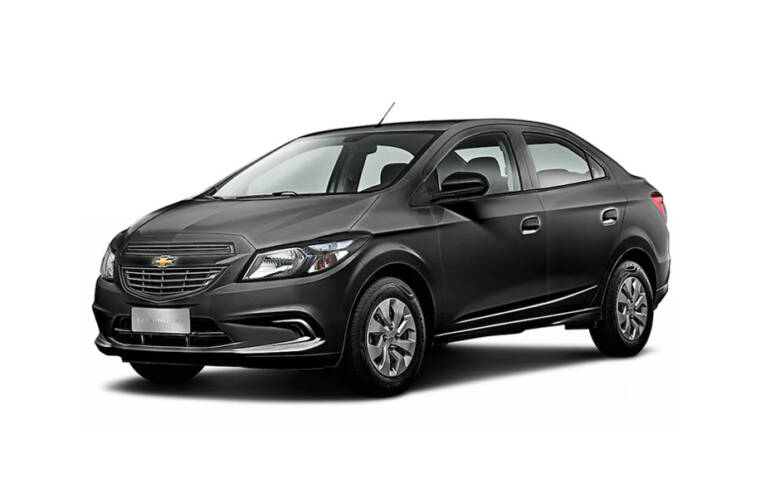 Chevrolet Prisma o similar